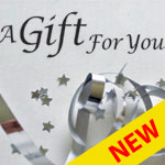 A Gift For You - Ribbon and Stars