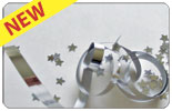 New - Gift Card with Ribbon and Stars