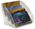Plastic Card Holder